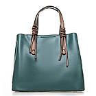 Женская классическая сумка FASHION искусственная-кожа (разные расцветки), фото 10