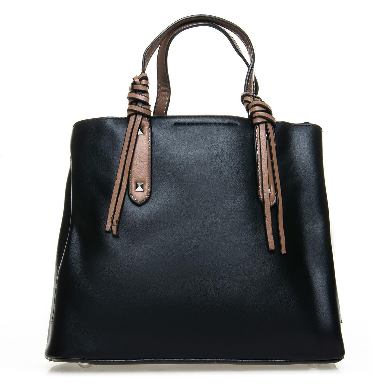 Женская классическая сумка FASHION искусственная-кожа (разные расцветки)