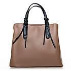 Женская классическая сумка FASHION искусственная-кожа (разные расцветки), фото 5