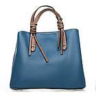 Женская классическая сумка FASHION искусственная-кожа (разные расцветки), фото 7