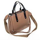 Женская классическая сумка FASHION искусственная-кожа (разные расцветки), фото 6