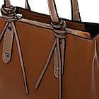 Женская классическая сумка FASHION искусственная-кожа (разные расцветки), фото 4