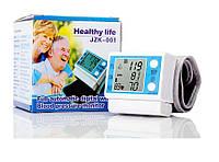 Портативный жк-цифровой 2,4 тонометр для измерения артериального кровяного давления и пульса