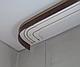 Декоративная лента на потолочный карниз КСМ ( 70 мм)Бленда Виктория Венге Серебро, фото 4
