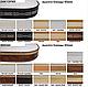 Декоративная лента на потолочный карниз КСМ ( 70 мм)Бленда Виктория Венге Серебро, фото 5