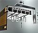 Декоративная лента на потолочный карниз КСМ ( 70 мм)Бленда Виктория Венге Серебро, фото 7