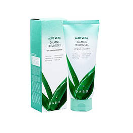 Пилинг-гель с экстрактом алоэ ALOE STEM-RICH PEELING GEL DABO, 180 мл