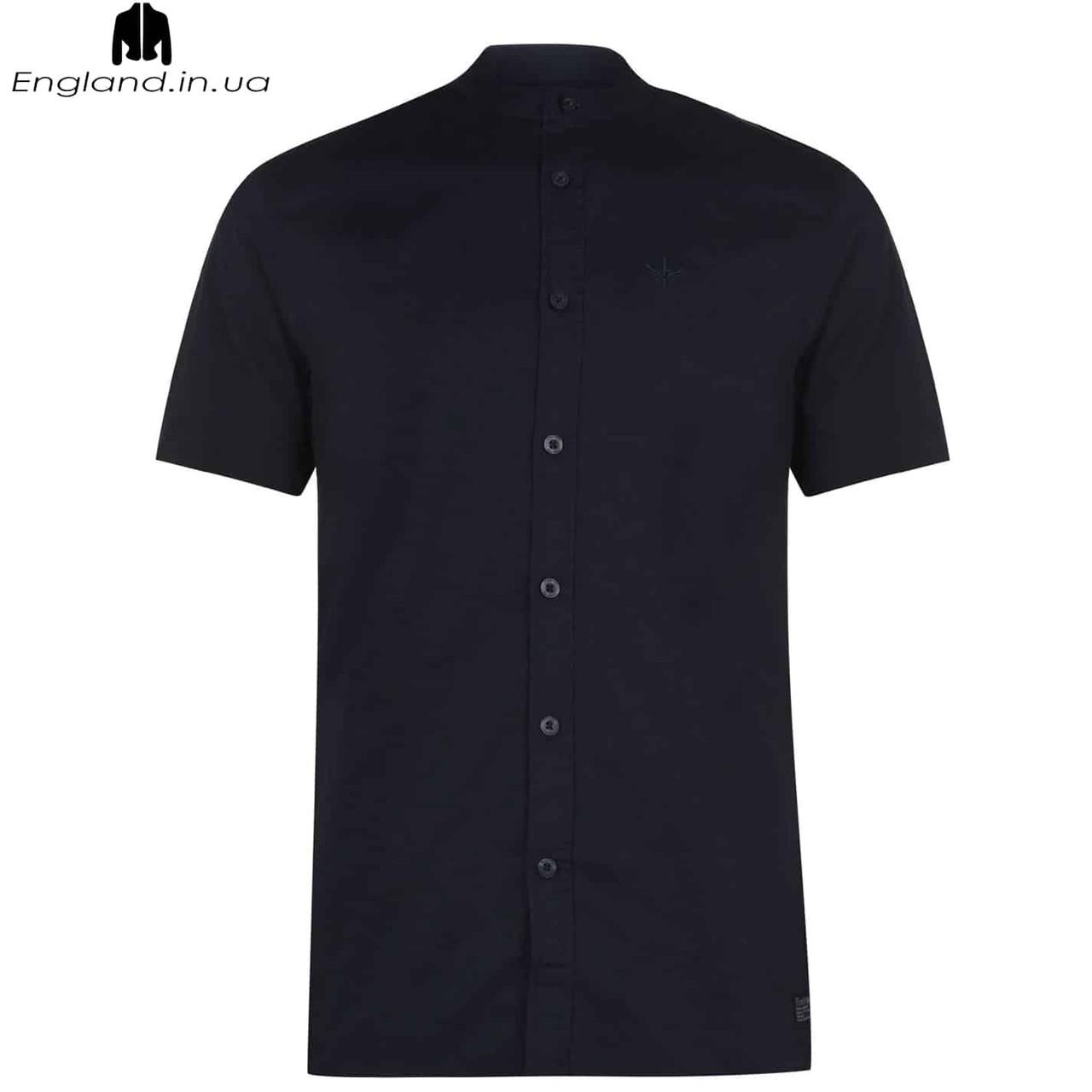 Рубашка мужская Firetrap из Англии - на короткий рукав