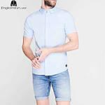 Рубашка мужская Firetrap из Англии - на короткий рукав, фото 5