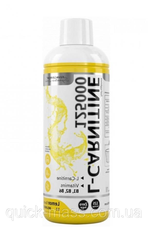 Жиросжигатель Kevin Levrone L-Carnitine 125000 1000ml