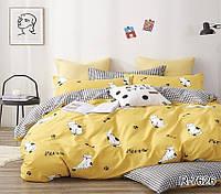 ТМ TAG Комплект постельного белья с компаньоном R7626
