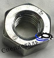Гайка КИР 1.5 для крепления ножа к кронштейну (держателю или молотку) / запчасти на КИР