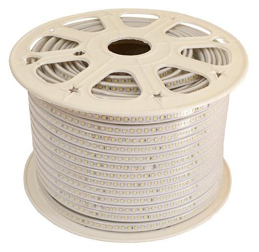 Светодиодная лента 4W 120 Led 220V герметичная белая