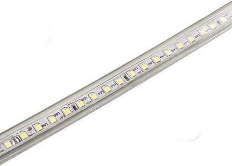 Светодиодная лента 4W 120 Led 220V герметичная белая, фото 2