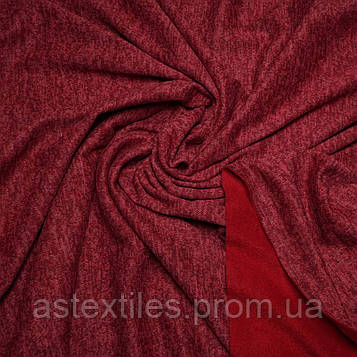 Ангора-софт з начосом (темно-червона)