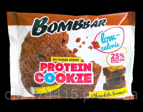 Протеїнове печиво Bombbar Шоколадний брауні (40 грам)
