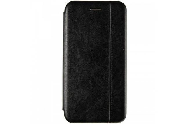 Book Cover Leather Gelius for Xiaomi Redmi 9 Black, фото 2