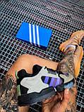 Кросівки Adidas Torsion Violet, фото 9