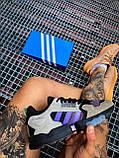 Кросівки Adidas Torsion Violet, фото 6