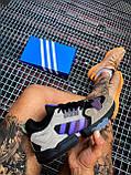 Кросівки Adidas Torsion Violet, фото 5