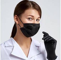 Маски, перчатки, антисептики