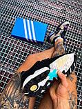 Кросівки Adidas Torsion black/white, фото 8
