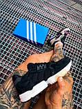 Кросівки Adidas Torsion black/white, фото 7