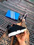 Кросівки Adidas Torsion black/white, фото 6