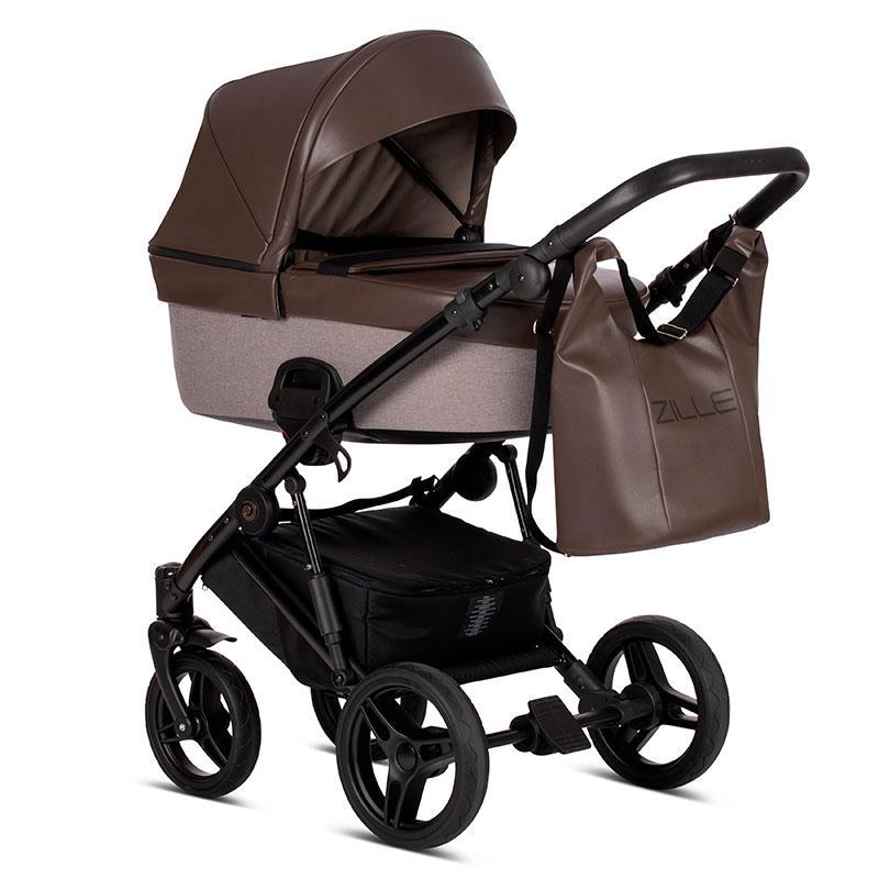 Детская универсальная коляска 2 в 1 Tutis Zille Brown/213