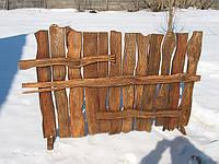 Забор декоративный 1м х 1,50м.