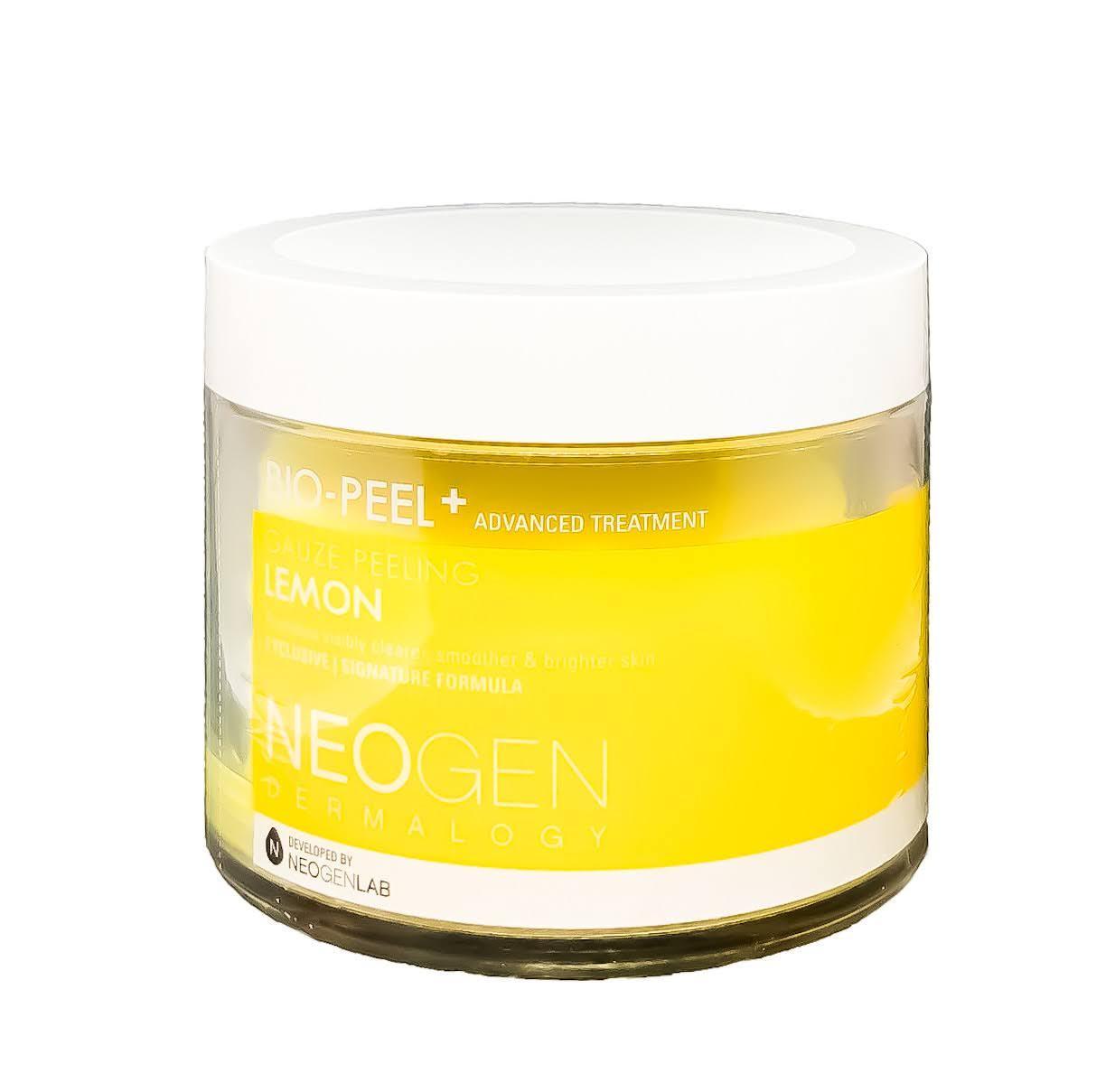 Пилинг-диски с экстрактом лимона Neogen Dermalogy Bio-Peel Gauze Peeling Lemon