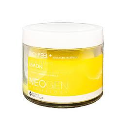 Пілінг-диски з екстрактом лимона Neogen Dermalogy Bio-Peel Gauze Peeling Lemon