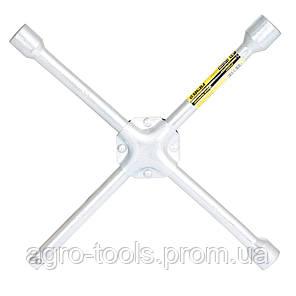 """Ключ крестовой 17×19×21×1/2"""" (усиленный 16мм) SIGMA (6031011), фото 2"""
