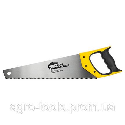 Ножовка по дереву 400мм BARRACUDA SIGMA (4401021), фото 2