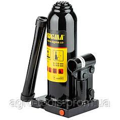 Домкрат гідравлічний пляшковий 5т H 210-420мм SIGMA (6101051)