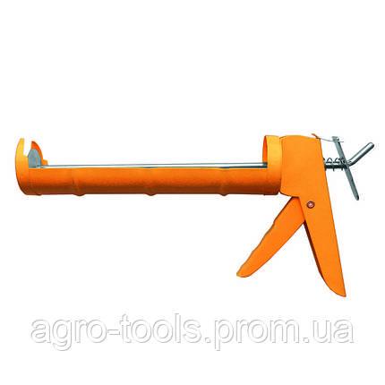 Пистолет для герметиков 225мм (полузакрытый) GRAD (2723085), фото 2
