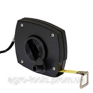 Рулетка стальная лента 10м×10мм SIGMA (3816101), фото 2