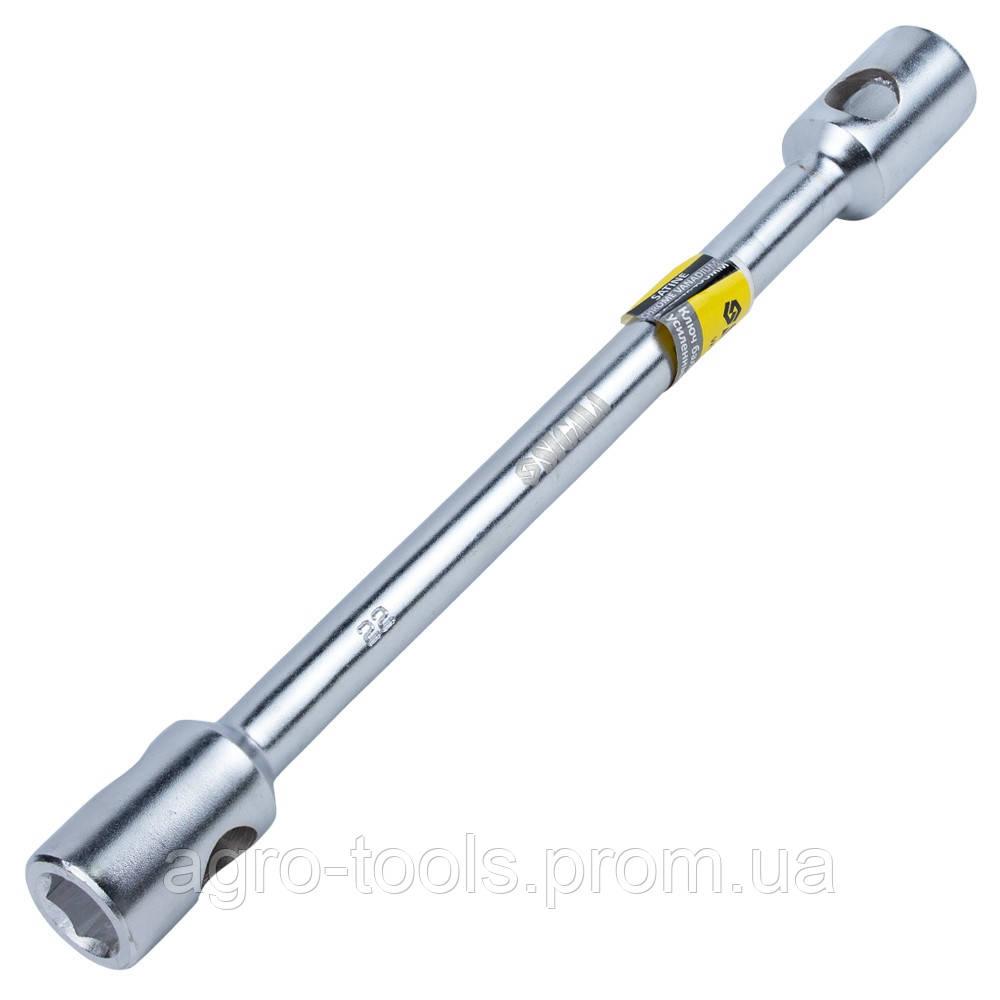 Ключ балонный усиленный 22×24×400мм CrV satine SIGMA (6032031)
