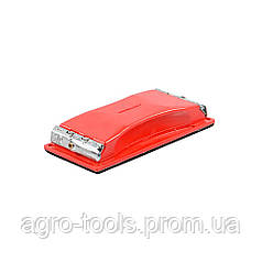 Блок шлифовальный (металлические зажимы) 100×210мм SIGMA (9110021)
