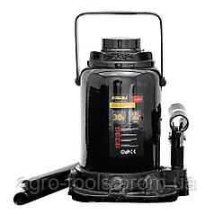 Домкрат гідравлічний пляшковий mid 30т H 230-360мм SIGMA (6105301)