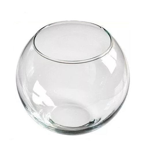 Аквариум шар, круглый аквариум 1 л