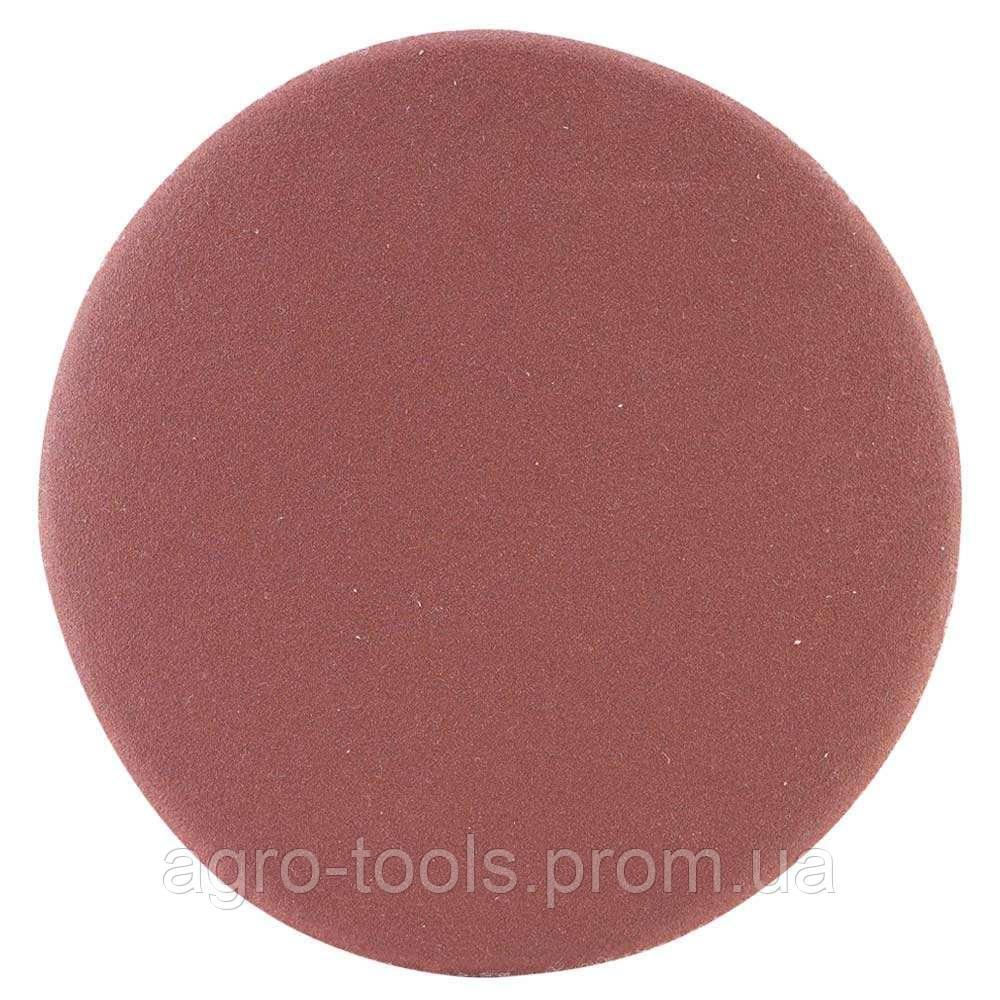 Шлифовальный круг без отверстий Ø125мм P240 (10шт) SIGMA (9121161)