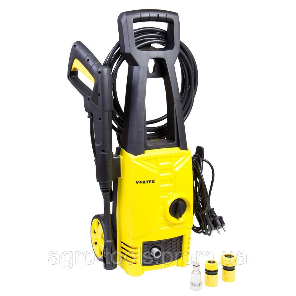 Мийка високого тиску 1600Вт max 110bar 6 л/хв+турбонасадка VORTEX (5342433)