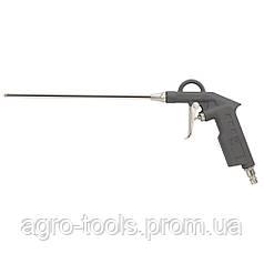 Пистолет продувочный металлический корпус пневматический 212мм SIGMA (6831041)