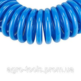 Шланг спіральний поліуретановий (PU) 10м 8×12мм SIGMA (7012221), фото 2