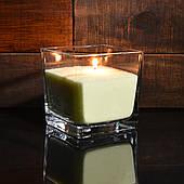 Лимонные насыпные свечи 1 кг + 1 м фитиля