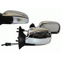 Зеркало боковое ЗБ 3109П/LADA Samara 08,09,13-15/CHROME/LED хром/пов (ЗБ 3109П CHR/LED)