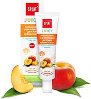 """Зубная паста для детей Splat Juicy """"Персик"""" (35мл.)"""