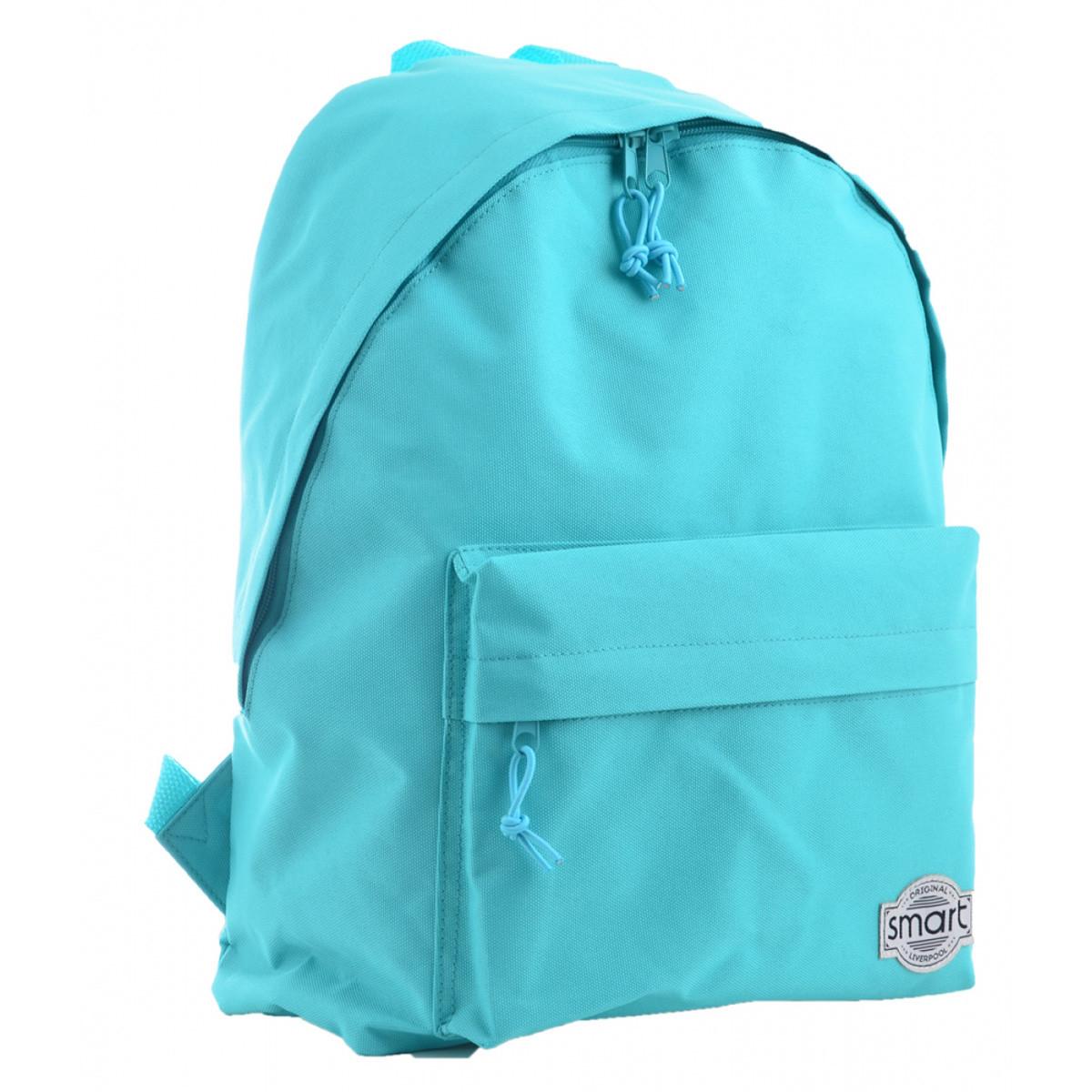 Рюкзак молодежный Smart ST-29 Aquamarine, 37*28*11 555383