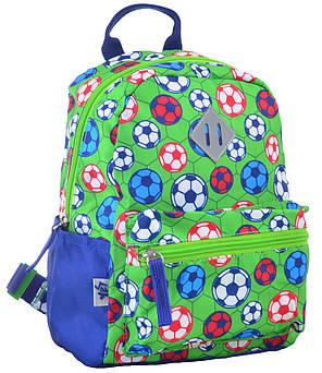 Рюкзак детский YES K-19 Football, 24.5*20*11 555311, фото 2
